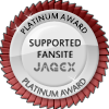Jagex Supported Fansite - Platinum Award